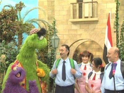 Sesame Street from Around the World Egypt: Alam Simsim (2006– ) Online