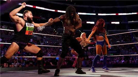 WWE Mixed Match Challenge Regular Season: Week Ten (2018– ) Online