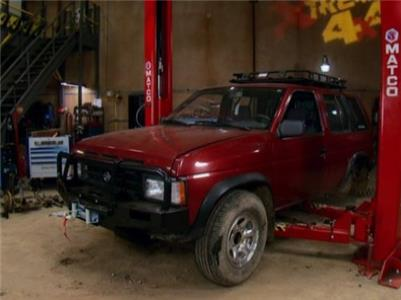 Xtreme 4x4 Nissan Crew Truck Part II: Full Size Trail Ride from Colorado (2001– ) Online