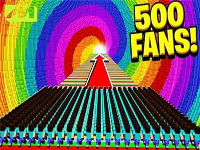 Clip: survival Clip: 500 fans vs world's biggest rainbow dropper! (2014– ) Online