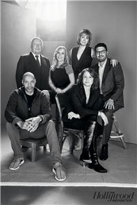 Close Up with the Hollywood Reporter Drama Showrunners (2015– ) Online