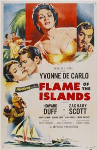 Flame of the Islands (1956) Online