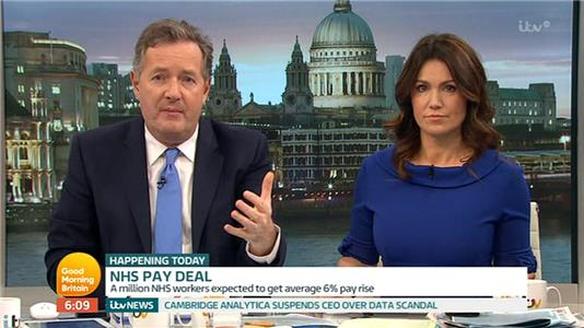 Good Morning Britain Episode dated 21 March 2018 (2014– ) Online