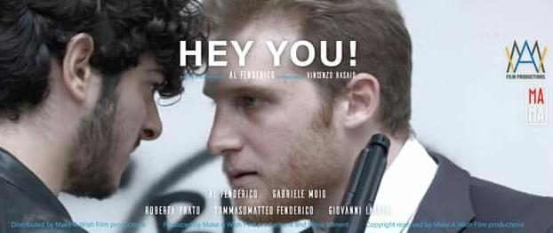 Hey You! (2017) Online