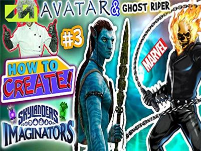Let's Play with FGTeeV How to create avatar and ghost rider (2015– ) Online
