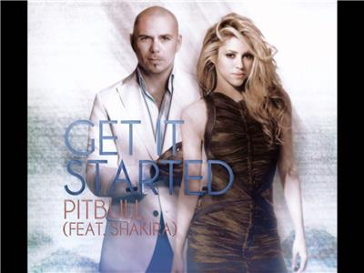 Pitbull Feat. Shakira: Get It Started (2012) Online