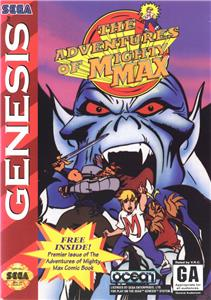 The Adventures of Mighty Max (1994) Online
