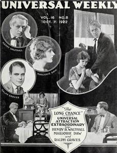 The Long Chance (1922) Online