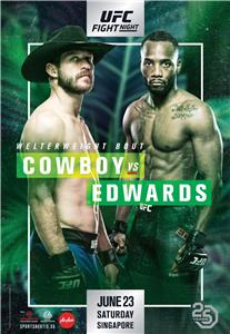UFC Fight Night: Cowboy vs. Edwards (2018) Online