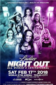LIVE SHOW Ladies Night Out II (2018) Online