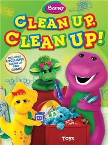 Barney: Clean Up, Clean Up! (2012) Online
