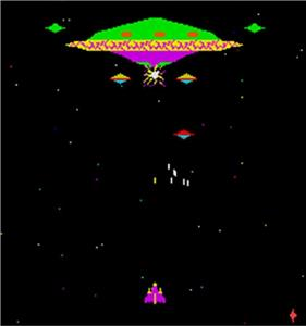 Defend the Terra Attack on the Red UFO (1981) Online