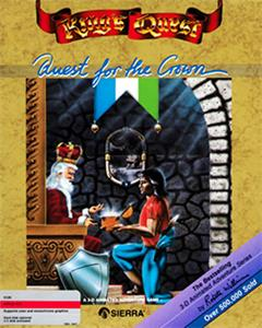 King's Quest: Quest for the Crown (1984) Online