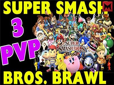 Let's Play with FGTeeV Super Smash Bros Brawl 3 Player Battle (2015– ) Online