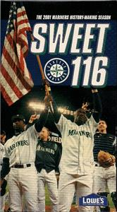 Sweet 116: The 2001 Seattle Mariners History Making Season (2001) Online