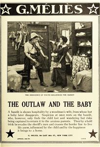 The Outlaw and the Baby (1912) Online