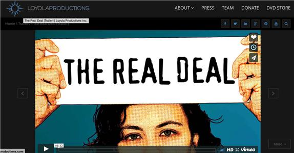 The Real Deal (2014) Online