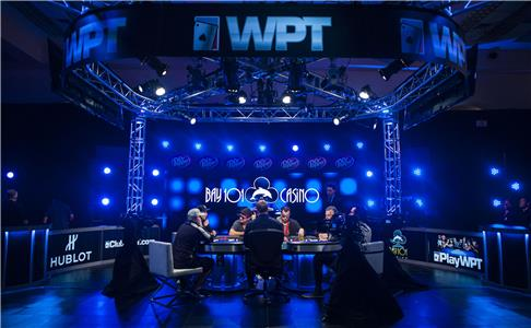 World Poker Tour Bay 101 Shooting Star: Part 1 (2003– ) Online