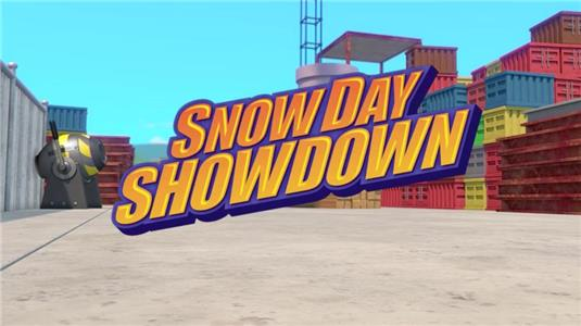 Blaze und die Monster Maschinen Snow Day Showdown (2014– ) Online