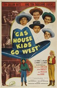 Gas House Kids Go West (1947) Online