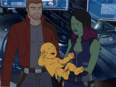 Guardians of the Galaxy Rock Your Baby (2015– ) Online