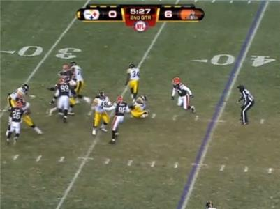 NFL Follow Your Team: Steelers Week 14: Steelers at Browns Game Highlights (2007– ) Online