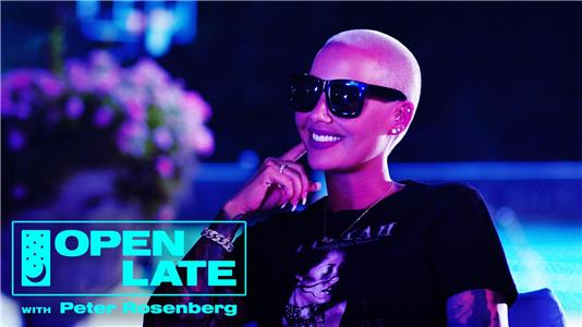 Open Late with Peter Rosenberg Amber Rose (2018– ) Online