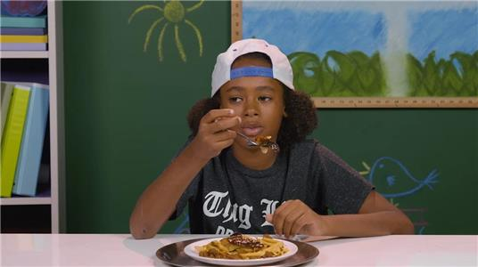 People vs. Food Kids Eat Egyptian Food (2014– ) Online