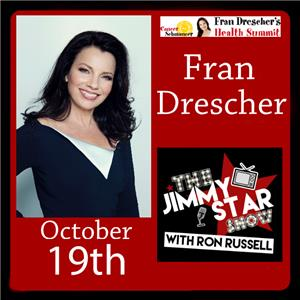 The Jimmy Star Show with Ron Russell Fran Drescher (2014– ) Online