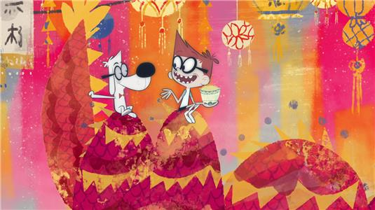 The Mr. Peabody & Sherman Show Sherman's Pet/Marco Polo (2015–2017) Online