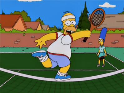 The Simpsons Tennis the Menace (1989– ) Online