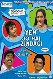 Yeh Jo Hai Zindagi The South Indian Marriage (Part I) (1984– ) Online