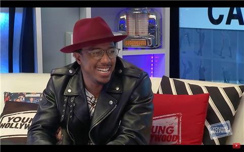 "Young Hollywood Nick Cannon on Keeping It Fresh as Host of ""America's Got Talent"" (2007– ) Online"