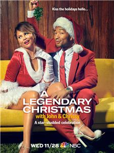 A Legendary Christmas with John and Chrissy (2018) Online
