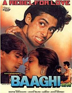 Baaghi: A Rebel for Love (1990) Online