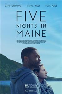 Five Nights in Maine (2015) Online