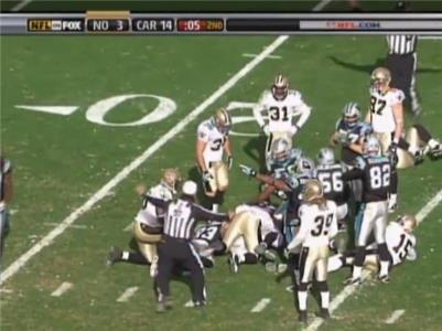 NFL Follow Your Team: Panthers Week 17: Saints at Panthers Game Highlights (2007– ) Online