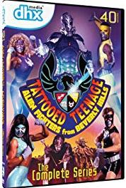 Tattooed Teenage Alien Fighters from Beverly Hills A Nightmare on Rodeo Drive (1994–1995) Online