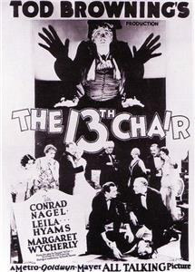 The Thirteenth Chair (1929) Online