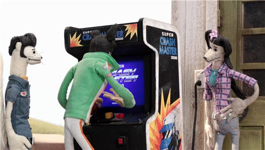 Buddy Thunderstruck Haters of the Lost Arcade/Stunt Fever (2017) Online