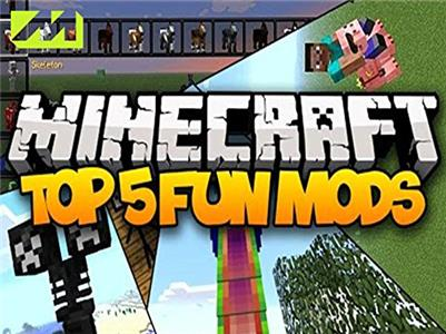 Clip: Mine Block: Survival Top 5 fun minecraft mods (2012– ) Online