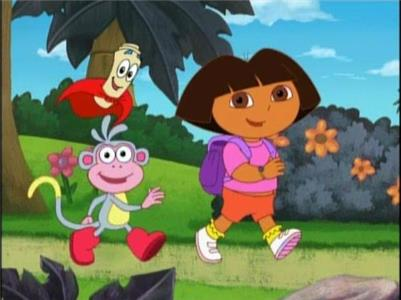 Dora the Explorer Super Map! (2000–2015) Online