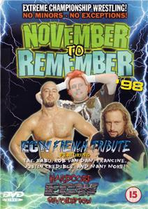 ECW November to Remember 1998 (1998) Online