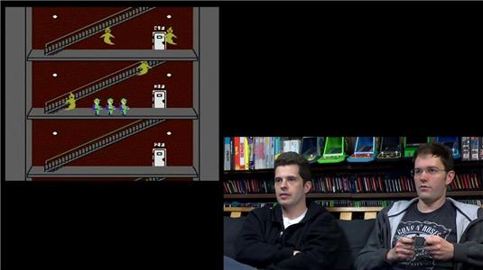 "James & Mike Mondays Ghostbusters (NES) ""Defeating the Stairwell"" (2012– ) Online"