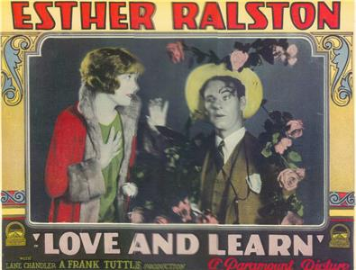 Love and Learn (1928) Online