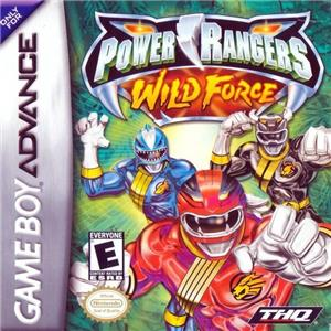 Power Rangers Wild Force (2002) Online