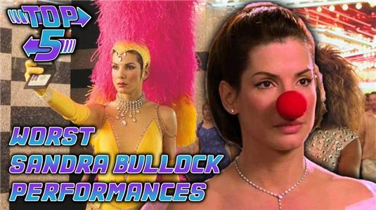 Top 5 Best/Worst Top 5 Worst Sandra Bullock Performances (2016– ) Online