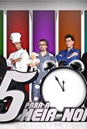5 Para a Meia Noite Episode dated 16 July 2009 (2009– ) Online