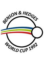 Benson & Hedges World Cup Cricket 18th Match: England vs Australia (1992– ) Online