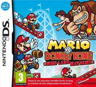 Mario vs. Donkey Kong: Mini-Land Mayhem! (2010) Online